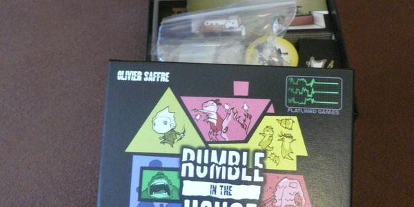 Rumble In The House - C'est dans la Boîte