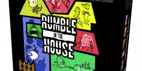 Rumble in the House : le jedistest