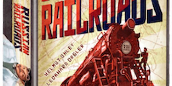 Just played : Russian Railroads