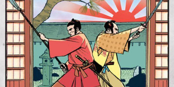 Samurai Sword : Rising Sun