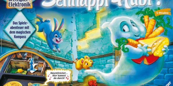 Le Spiel des Jahres 2012 des enfants est...