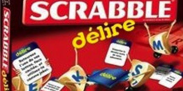 Scrabble délire... et même jusqu'à sa pub!