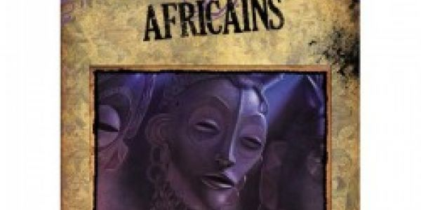 Sherlock Holmes - Les masques africains