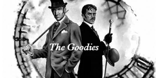 Sherlock Holmes - Détective Conseil : The Goodies