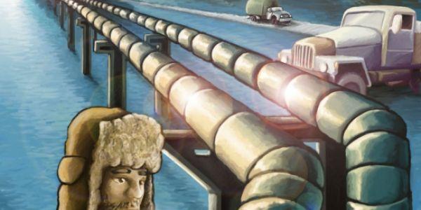 Sibéria : le DLP Games d'Essen 2011