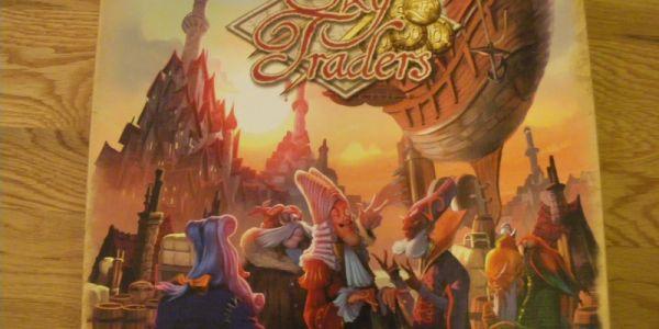 Sky Traders : il est beau mon jeu, il est beau !