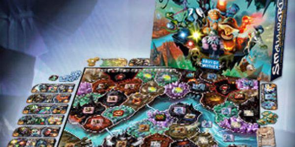 Small World Underground : les règles du jeu en ligne...