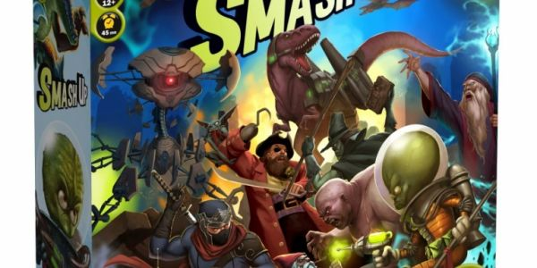 Critique de Smash up