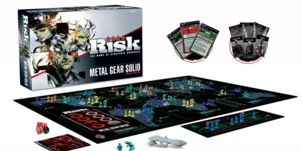 Solid Snake s'y Risk