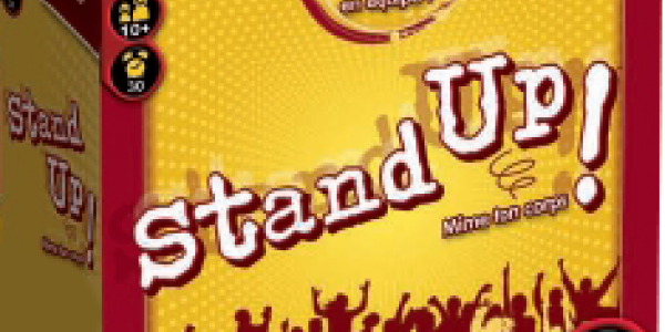 Stand Up! : le jedistest