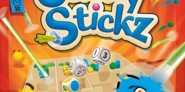 C'est qui qui nous présente Sticky Stickz ?