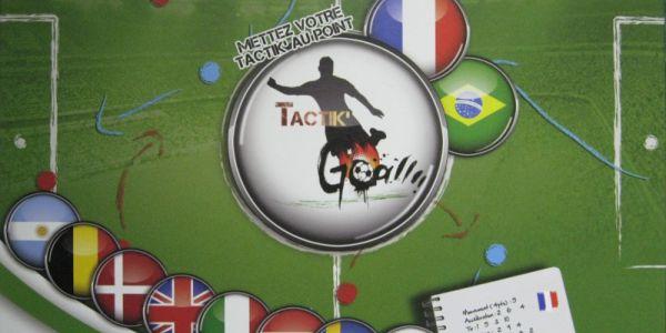 """Tactik'Goal- le """"C'est dans la boîte""""  !"""