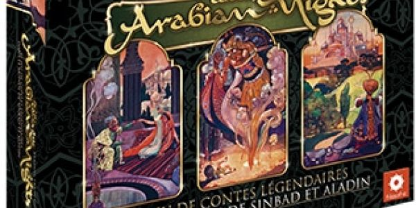 Critique de Tales of the Arabian Nights