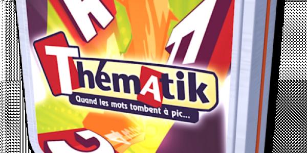 ThémAtik : un cocktail Games à paraitre...