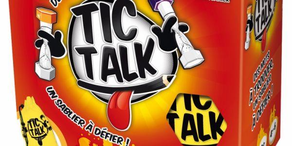 Tic talk gagnez votre boite en trois mots !
