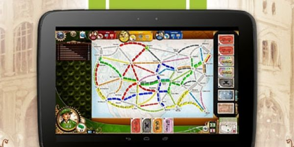 Ticket to Ride disponible sur Google Play
