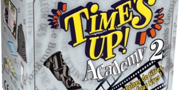Time's up Academy 2 : il arrive !