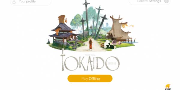 Tokaïdo rejoint la famille des jeux numériques