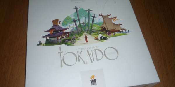 Tokaïdo version Collector Kickstarter