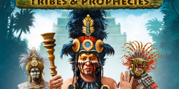 Preview :Tzolk'in - Tribes and Prophecies