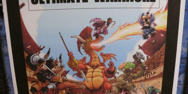 Ultimate Warriorz : Une réédition de Mad Arena pour Essen