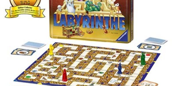 Un labyrinthe de 25 ans d'age.