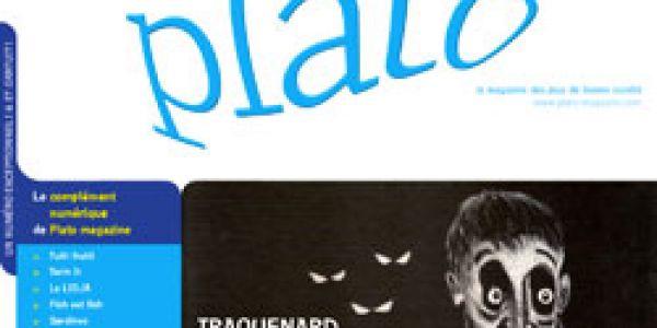Un Plato Magazine à télécharger, gratuitement...