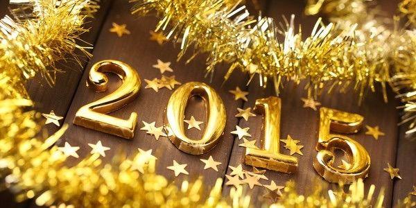 Une bonne année, nous vous souhaitons!