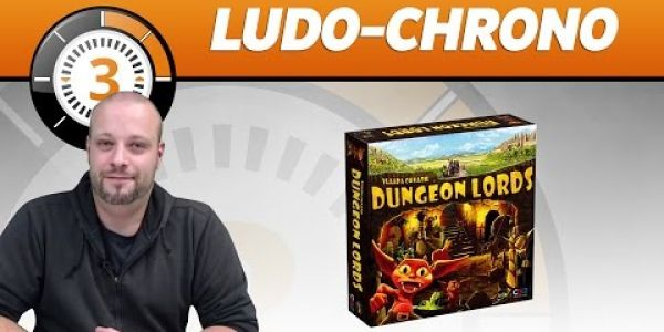 Le Ludochrono de Dungeon lords