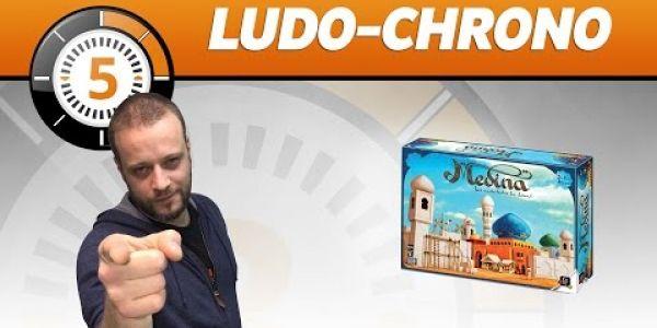 Le Ludochrono de Medina