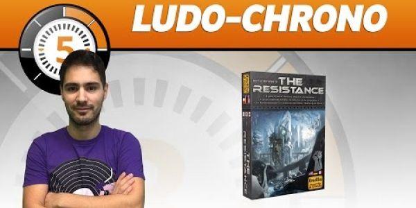 Le Ludochrono de The resistance