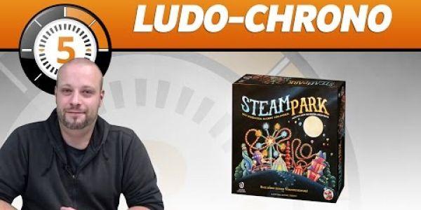 Le Ludochrono de Steam Park
