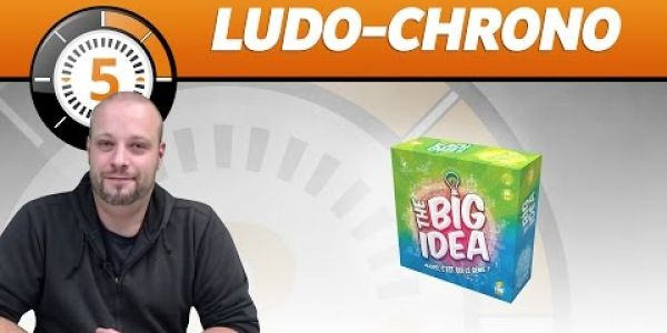 Le Ludochrono de The Big Idea