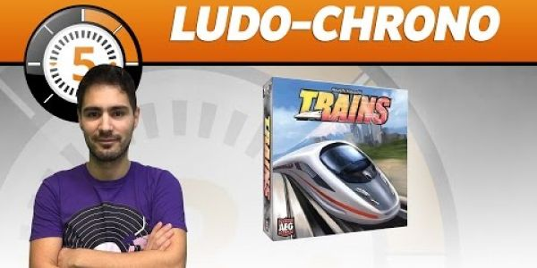 Le Ludochrono de Trains