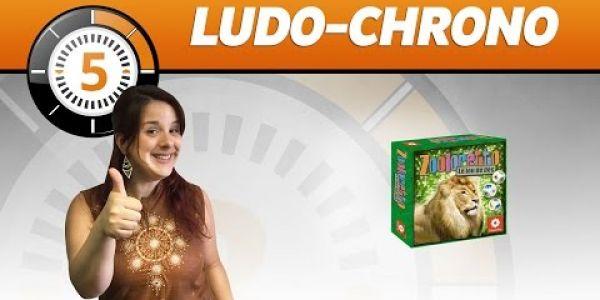 Le Ludochrono de Zooloretto - le jeu de dés