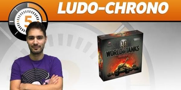 Le Ludochrono de World of Tanks: Rush