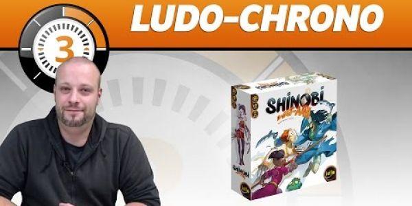 Le Ludochrono de Shinobi Wat-AAH!