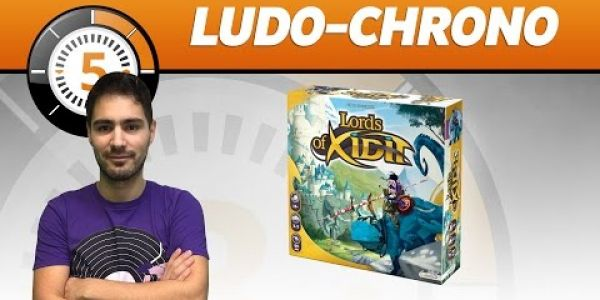 Le Ludochrono de Lords of Xidit