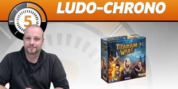 Le Ludochrono de Titanium Wars : Confrontation