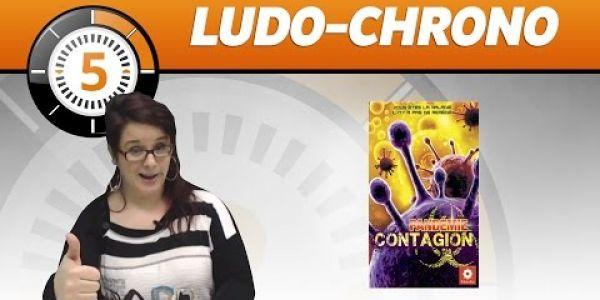 Le Ludochrono de Pandémie: Contagion