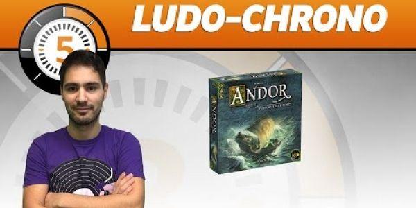 Le Ludochrono de Andor : Voyage Vers le Nord