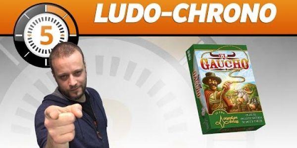 Le Ludochrono de El Gaucho
