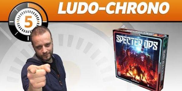 Le Ludochrono de Specter Ops