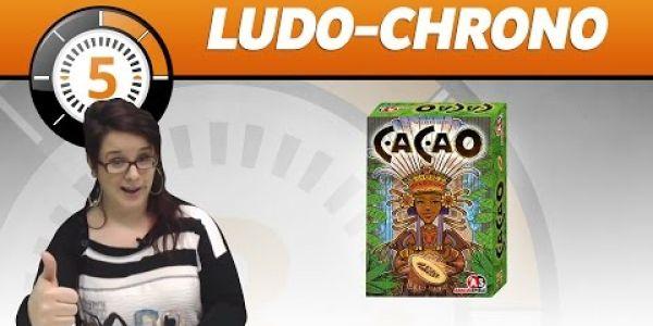 Le Ludochrono de Cacao