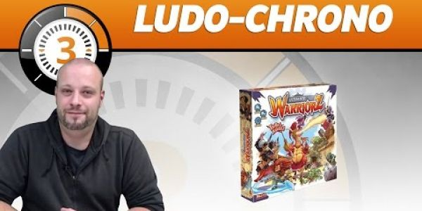 Le Ludochrono de Ultimate Warriorz