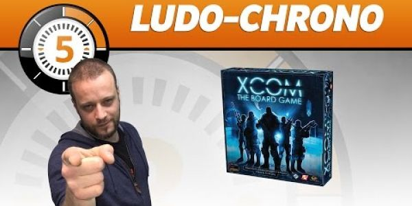 Le Ludochrono de XCOM: Le jeu de Plateau