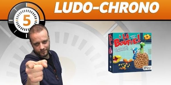 Le Ludochrono de À la Bouffe!