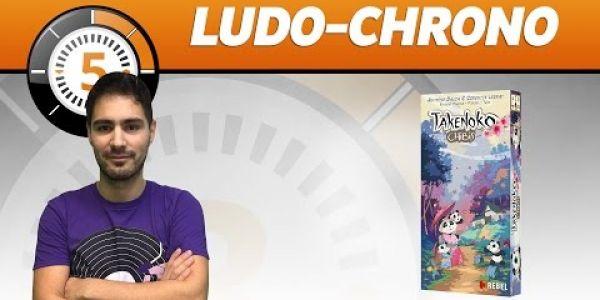 Le Ludochrono de Takenoko: Chibis