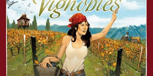 Vignobles : le successeur de Arriala
