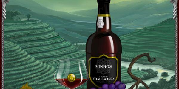 Vinhos: en Vf chez Iello et la règle en ligne...